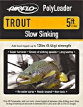 airflo polyleader slow sinking available at peninsula outfitters flyshop