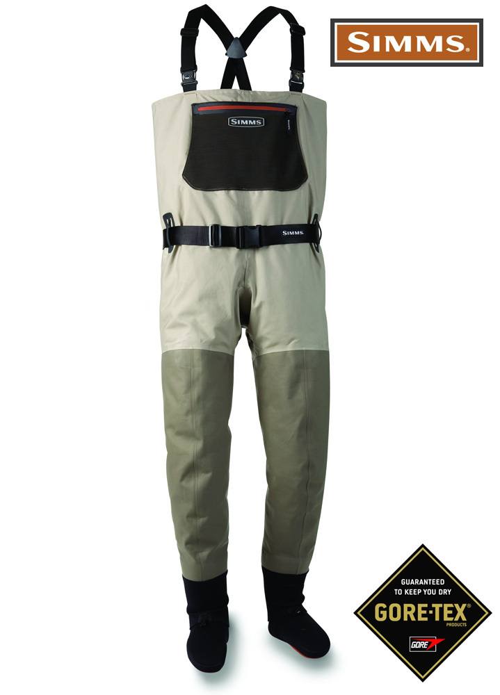 Simms g3 guide stockingfoots peninsula outfitters for Fly fishing waders