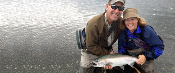 Home peninsula outfitters for Fly fishing classes